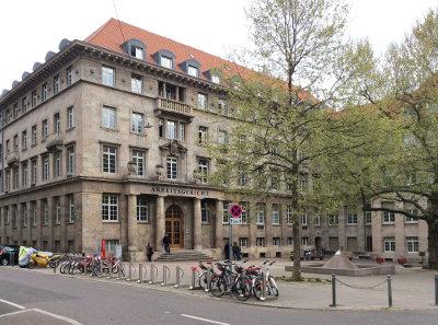 Gericht für Arbeitsrecht in Stuttgart